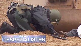 Bombe auf der Baustelle gesichtet! Kampfmittelräumdienst im Einsatz! | Die Spezialisten | SAT.1 TV