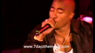 Dernière performance de 2Pac au House of Blues [7Dayz - The Movie]