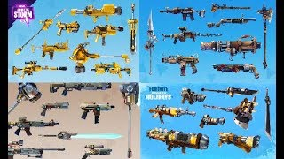 FORTNITE, SAUVER THE WORLD: DOSING ON THE ARMES AND WHEN THE MORE