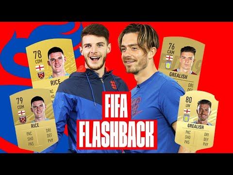 """How Am I Getting Slower Every Year?!""   Grealish & Rice   FIFA Flashback"