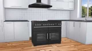 Rangemaster Range Cooker Installation Video