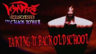 Vampire Chronicles Session: Taking It Back Old School - DreamCast Emulator