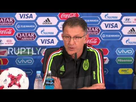 Russia: Third-place match vs. Portugal 'vital' says Mexico's coach