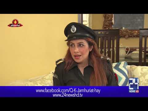 Imran Khan answers on Ayesha Gulalai Allegations