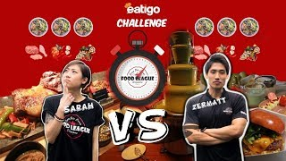 INSANE CHEAT DAY CHALLENGE ft Sarah Ow | Ultimate Singapore Food Trail!