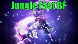 DoTa 2 How To Jungle Anti-Mage. Fast BF12 min \1000 creeps