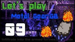 Metal Gear: Ghost Babel / Metal Gear Solid [GBC]. Прохождение.  Часть IX