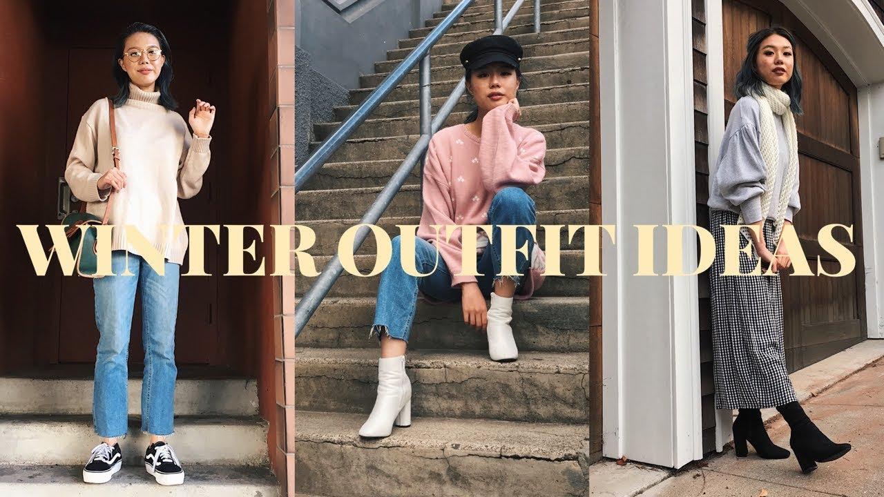 Casual Winter Outfit Ideas Lookbook
