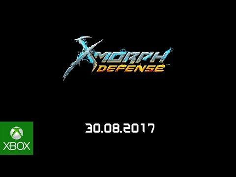 X-Morph: Defense release date announcement trailer