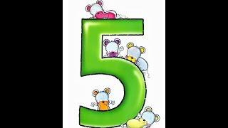 Как сделать цифру 5 из шарика ШДМ, figure 5 of the ball