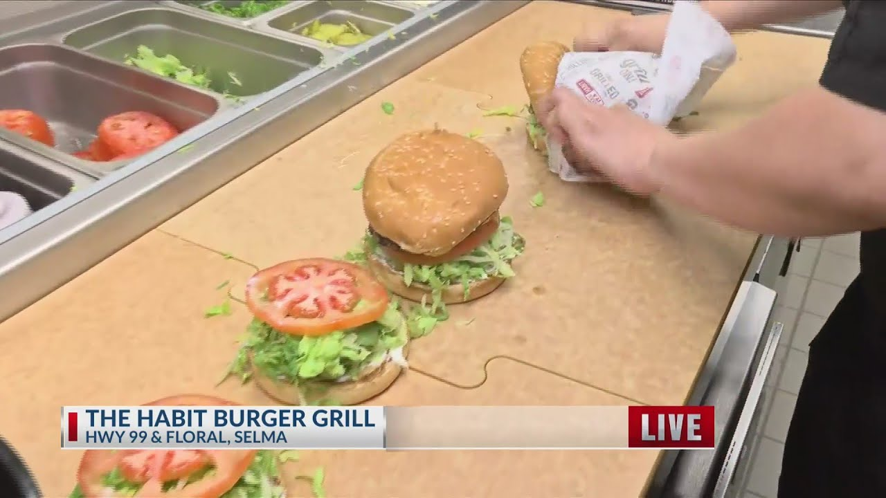 The Habit Burger Grill now open in Selma
