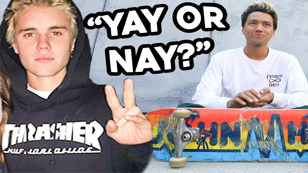 980108c64e36 WHAT SKATERS THINK OF POSERS WEARING THRASHER?! - YouTube