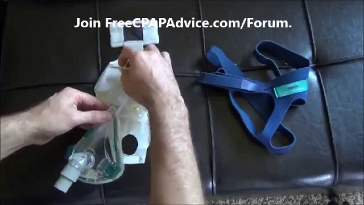 Padacheek Mask Liner CPAP Mask Review. Avoid CPAP Mask Silicone Skin Irritation.