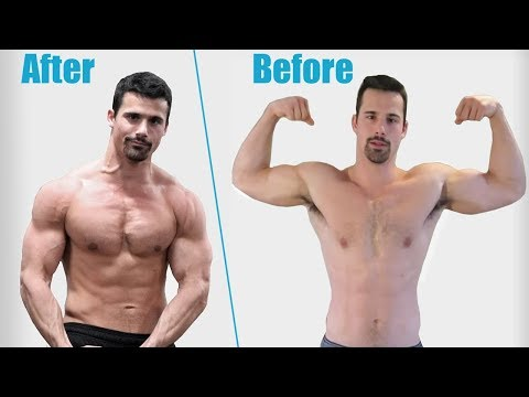 Extreme Before and After Transformation