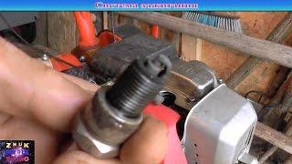 видео Двигатель Honda GC 160