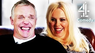 Greg Davies Andamp Roisin Conaty Talk About Working Together On Man Down
