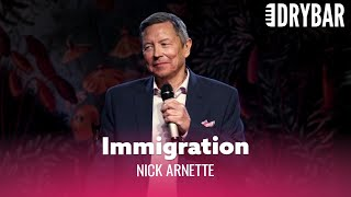 Solving The immigration Situation. Nick Arnette