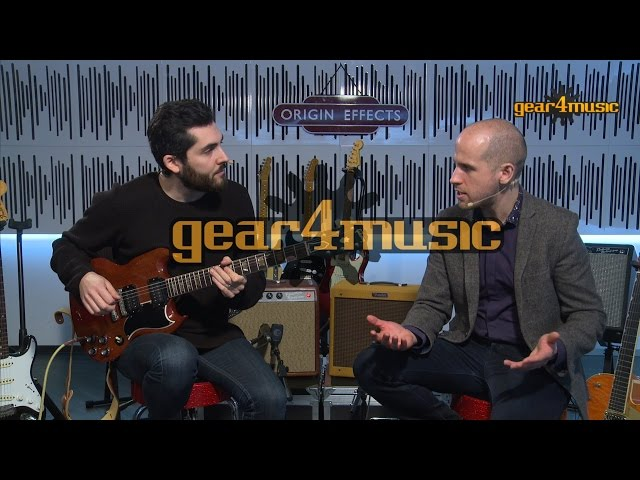 Origin Effects Pedals Overview with Ariel Posen