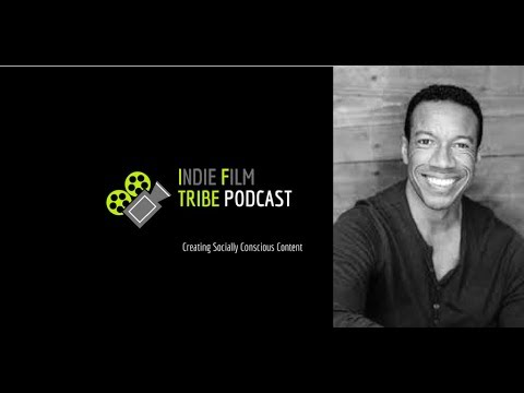 The indie sci-fi community, social media and so much more w gifted actor RicoAnderson.