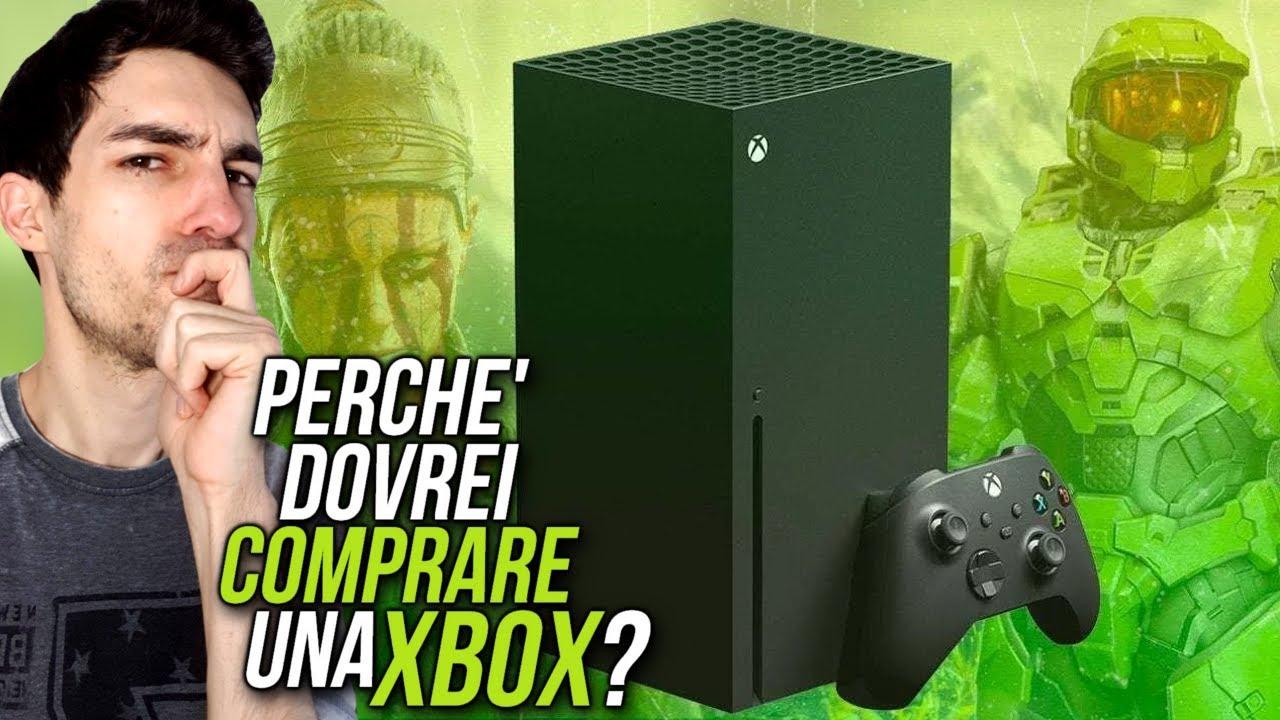 """""""Perché dovrei Comprare una Xbox?"""" • La Strategia di Microsoft, spiegata in maniera semplice"""