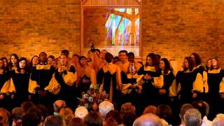 Nobody Greater Than You -- Appalachian State University Gospel Choir