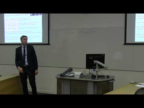 GV311 (2014/15) Week 18: British government's relations with Europe (part 1)