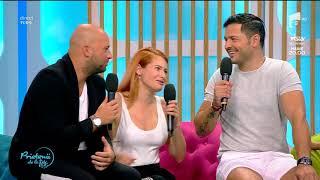 Andrei Ștefănescu și Liviu Vârciu, cel mai tare cuplu de prieteni din showbiz