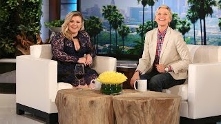 Kelly Clarkson on Her New Baby, Album, and Recent Criticism