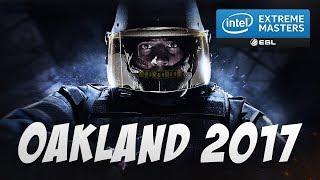 CS:GO - IEM Oakland 2017 Highlights