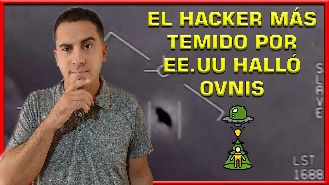 Cómo un Hacker halló Ovnis. El más Temido por EE.UU Los descubre Gracias a la Información Conseguida