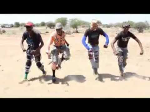 BOTSWANA DANCING GROUP