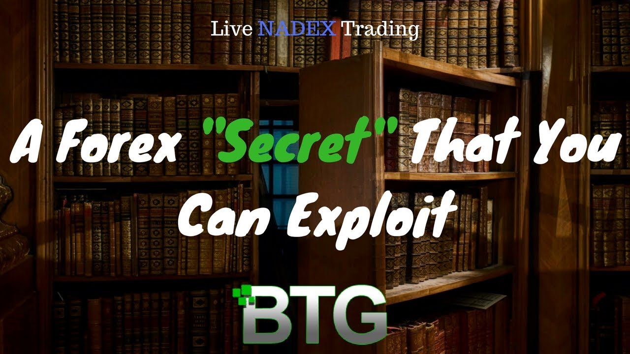 Nadex trading secrets
