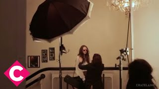 Go behind the scenes of Chatelaine's April 2015 fashion feature