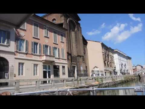 MILANO: GITA IN BATTELLO SUI NAVIGLI