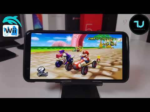 TOP 10 Wii Games On Android Smartphone OnePlus 5T Dolphin Emulator Test/2018