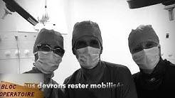 L'hôpital privé Francheville remercie ses personnels et bénévoles