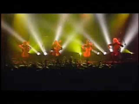 Apocalyptica - For Whom The Bell Tolls (live) (total Awesomeness on a Cello)