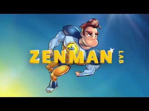 Zenman - Multi-Level Arcade Game for Android