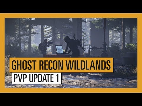 GHOST RECON WILDLANDS: PVP Update 1 - Interference