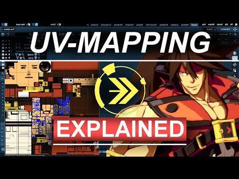 Blender 2.8: UV Mapping Explained In 2 Minutes!!! thumbnail