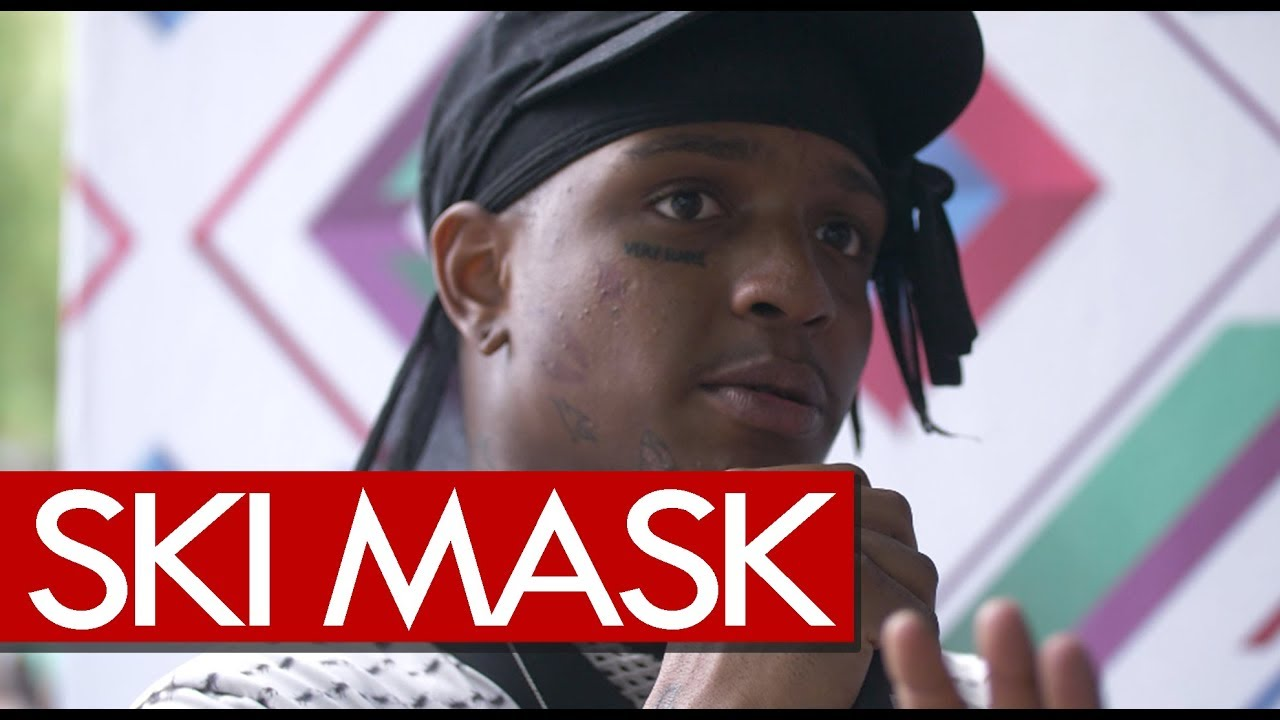 6a7e0ba2f86 Ski Mask the Slump God on new generation