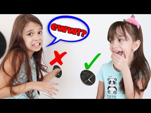 Don't Stick Your Hand In The Wrong Hole In The Wall Challenge!