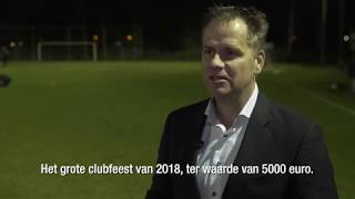 Olympia'60 wint het Grote Clubfeest 2018!