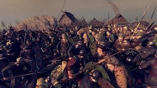 419 - Ebdanlar vs. Galya - Londinium Savunması - [TW: ATTILA / ÇOK ZOR]