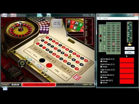 gambling machine said