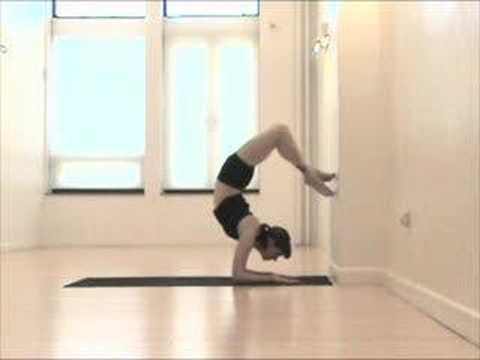 yoga stretch  scorpion pose 101  youtube