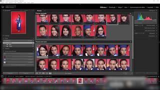 O Melhor software de reconhecimento facial (Adobe Lightroom)