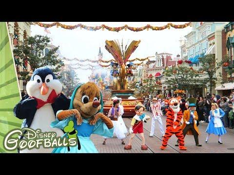 Disney Stars On Parade (Extra Characters) 🎃 - Halloween Disneyland Paris 2018