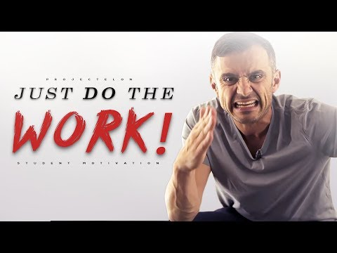 Just Do The WORK! – Study Motivation Video
