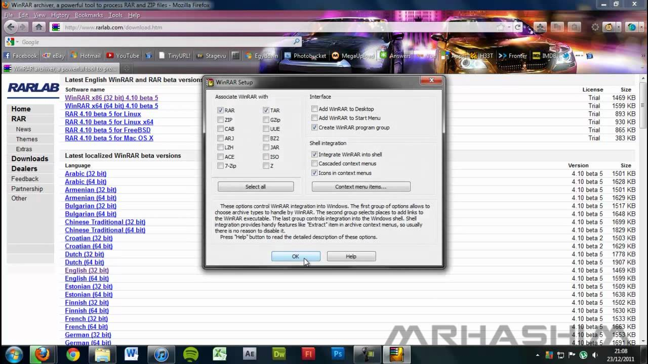 How to unRar/unZip files for free tutorial | Using WinRar